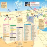 Dubai Maps   Top Tourist Attractions   Free, Printable City Street Map With Regard To Printable Map Of Dubai