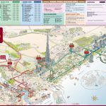 Dubai Tourist Attractions Map Inside Dubai Tourist Map Printable