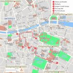 Dublin Map   Pub Crawl Map Showing The Most Iconic Pubs And Bars Pertaining To Printable Map Of Dublin