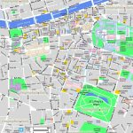 Dublin Maps   Top Tourist Attractions   Free, Printable City Street In Dublin City Map Printable