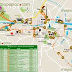 Dublin Maps   Top Tourist Attractions   Free, Printable City Street Regarding Printable Map Of Dublin