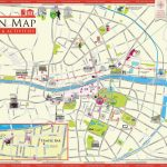 Dublin Tourist Map Printable | Printable Maps In Printable Map Of Dublin