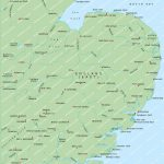 East Anglia Map: Powerpoint   Mountain High Maps Plus Pertaining To Printable Map Of East Anglia
