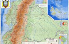Ecuador Maps | Maps Of Ecuador pertaining to Printable Map Of Ecuador