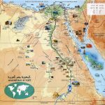 Egypt Maps | Printable Maps Of Egypt For Download Within Printable Map Of Egypt