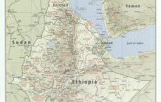Ethiopia Maps – Perry-Castañeda Map Collection – Ut Library Online with Printable Map Of Ethiopia