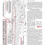 Evacuation Route Map   Printable Street Map Ocean City Nj Within Printable Street Map Ocean City Nj