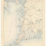Falmouth 1890 Old Topo Map   Buzzards Bay   Edited Reprint Of The Original  Quad   15X15 Usgs Topographic Massachusetts For Printable Map Of Falmouth Ma