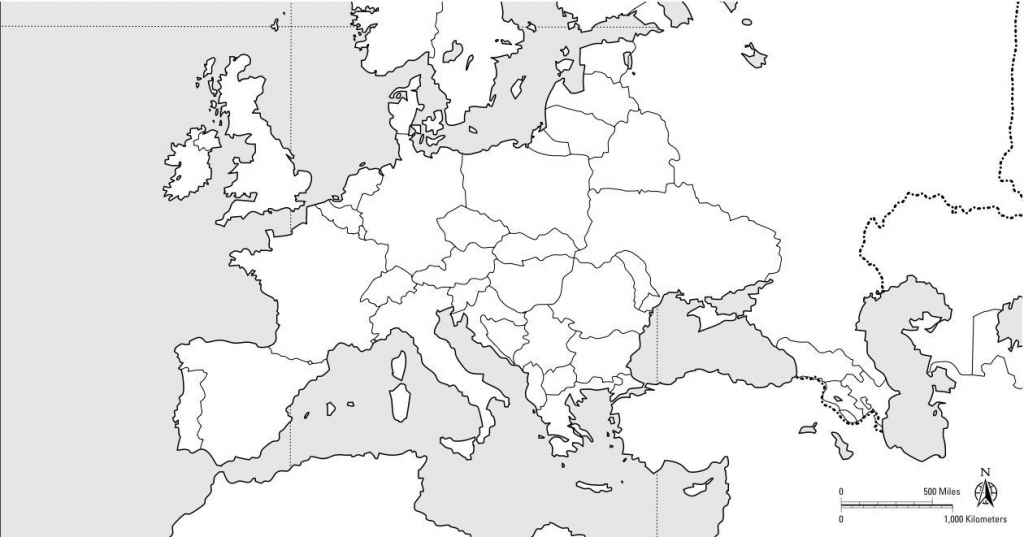 Fddccafbdbaeceb Hd Hq Map Blank Europe Political Map At Political with regard to Blank Political Map Of Europe Printable