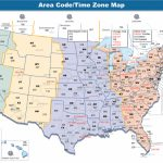File:area Codes & Time Zones Us   Wikimedia Commons In Printable Area Code Map