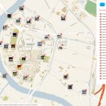 File:bangkok Printable Tourist Attractions Map   Wikimedia Commons Pertaining To Bangkok Tourist Map Printable