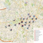 File:berlin Printable Tourist Attractions Map   Wikimedia Commons Throughout Berlin Tourist Map Printable