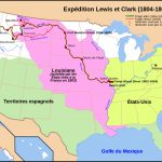File:carte Lewis Clark Expedition Fr.svg   Wikimedia Commons For Lewis And Clark Expedition Map Printable
