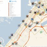 File:dubai Printable Tourist Attractions Map   Wikimedia Commons Within Printable Map Of Dubai