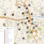 File:dublin Printable Tourist Attractions Map   Wikimedia Commons With Regard To Dublin City Map Printable