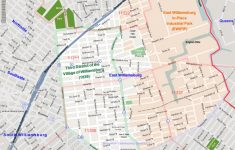 File:map Of East Williamsburg (2009) – Wikipedia with regard to Brooklyn Street Map Printable