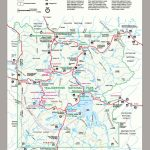 File:map Yellowstone National Park   Wikimedia Commons With Printable Map Of Yellowstone National Park