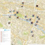 File:paris Printable Tourist Attractions Map   Wikimedia Commons Regarding Printable Street Maps
