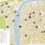 File:prague Printable Tourist Attractions Map   Wikimedia Commons Throughout Printable Map Of Prague