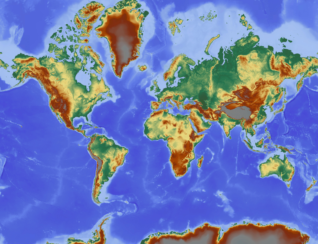 File:relief World Mapmaps-For-Free - Wikimedia Commons within Topographic World Map Printable