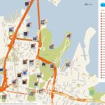 File:sydney Printable Tourist Attractions Map   Wikimedia Commons Throughout Sydney Tourist Map Printable