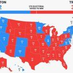 Final Electoral College Map   Business Insider Inside 2016 Printable Electoral Map