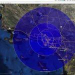 Find A Radius Around A Point On Google Maps   Youtube Pertaining To Printable Radius Map