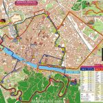 Florence Maps   Top Tourist Attractions   Free, Printable City Inside Florence City Map Printable