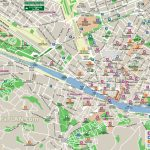 Florence Maps   Top Tourist Attractions   Free, Printable City Pertaining To Printable Walking Map Of Florence
