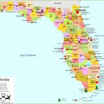 Florida State Maps | Usa | Maps Of Florida (Fl) Within Printable Map Of Florida Cities