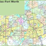 Fort Worth Maps | Texas, U.s. | Maps Of Fort Worth Within Printable Map Of Dallas Fort Worth Metroplex