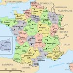 France Maps | Maps Of France In Printable Map Of France With Cities