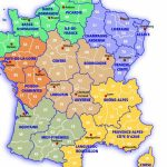 France Maps | Printable Maps Of France For Download Pertaining To Printable Road Map Of France