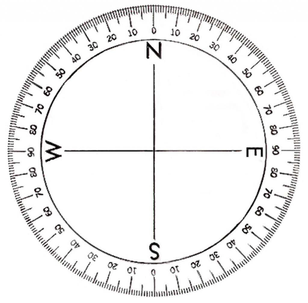 Free Compass Printable, Download Free Clip Art, Free Clip Art On regarding Free Printable Circle Map Template