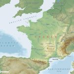 Free Maps Of France – Mapswire Inside Printable Map Of France With Cities