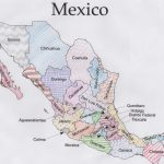 Free Mexico Geography Printable Pdf With Coloring Maps, Quizzes Throughout Free Printable Map Of Mexico