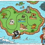 Free Pictures Of A Pirate Map, Download Free Clip Art, Free Clip Art Inside Pirate Treasure Map Printable