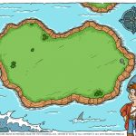 Free Pictures Of A Pirate Map, Download Free Clip Art, Free Clip Art Regarding Free Printable Pirate Maps