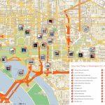 Free Printable Map Of Washington D.c. Attractions. | Free Tourist Pertaining To Free Printable Map Of Washington Dc