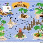 Free Printable Pirate Treasure Map   Google Search | Boy Pirates With Regard To Printable Pirate Map