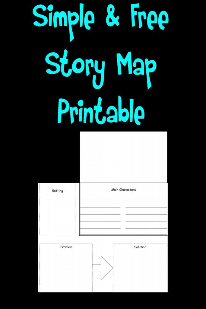 Free Simple Story Map Printable! | Teaching | Simple Stories throughout Printable Story Map For First Grade