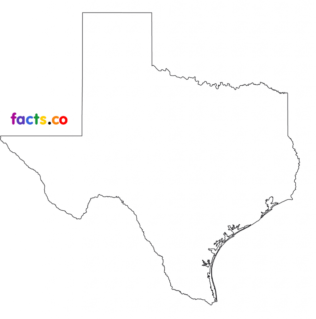 Free Texas Outline, Download Free Clip Art, Free Clip Art On Clipart in Texas Map Outline Printable