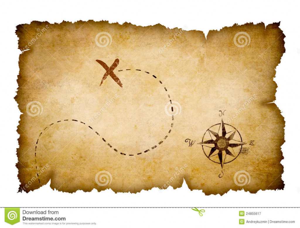 Free Treasure Map Outline, Download Free Clip Art, Free Clip Art On intended for Printable Scavenger Hunt Map