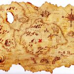 Free Treasure Map Outline, Download Free Clip Art, Free Clip Art On With Regard To Printable Treasure Map