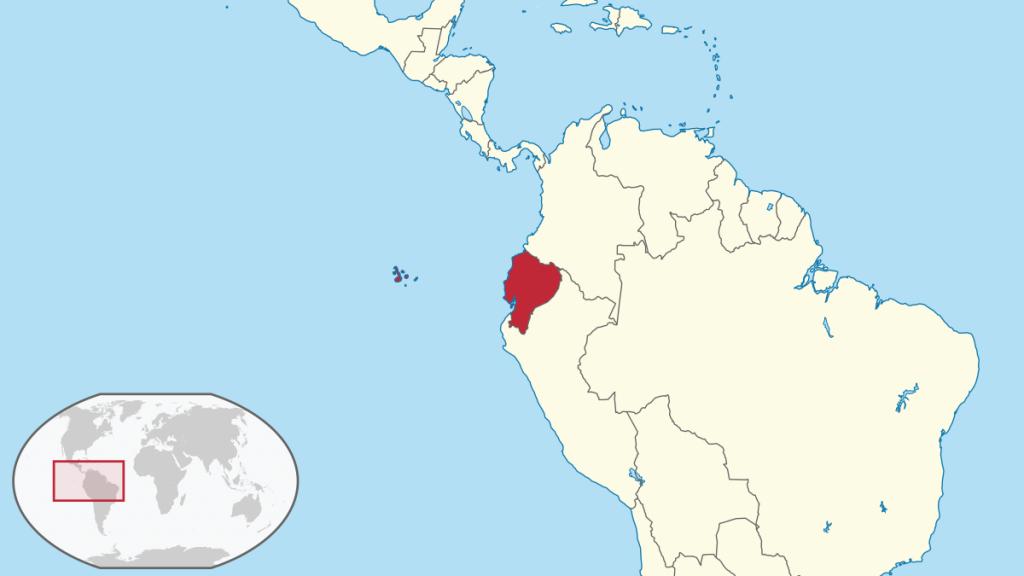 Galápagos Islands - Simple English Wikipedia, The Free Encyclopedia inside Printable Map Of Galapagos Islands