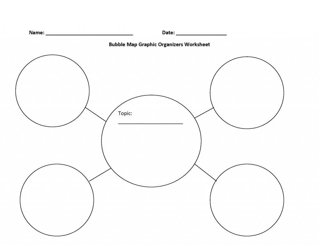 Gchs Tlc / Double Bubble Maps - Double Bubble Map Printable regarding Bubble Map Printable