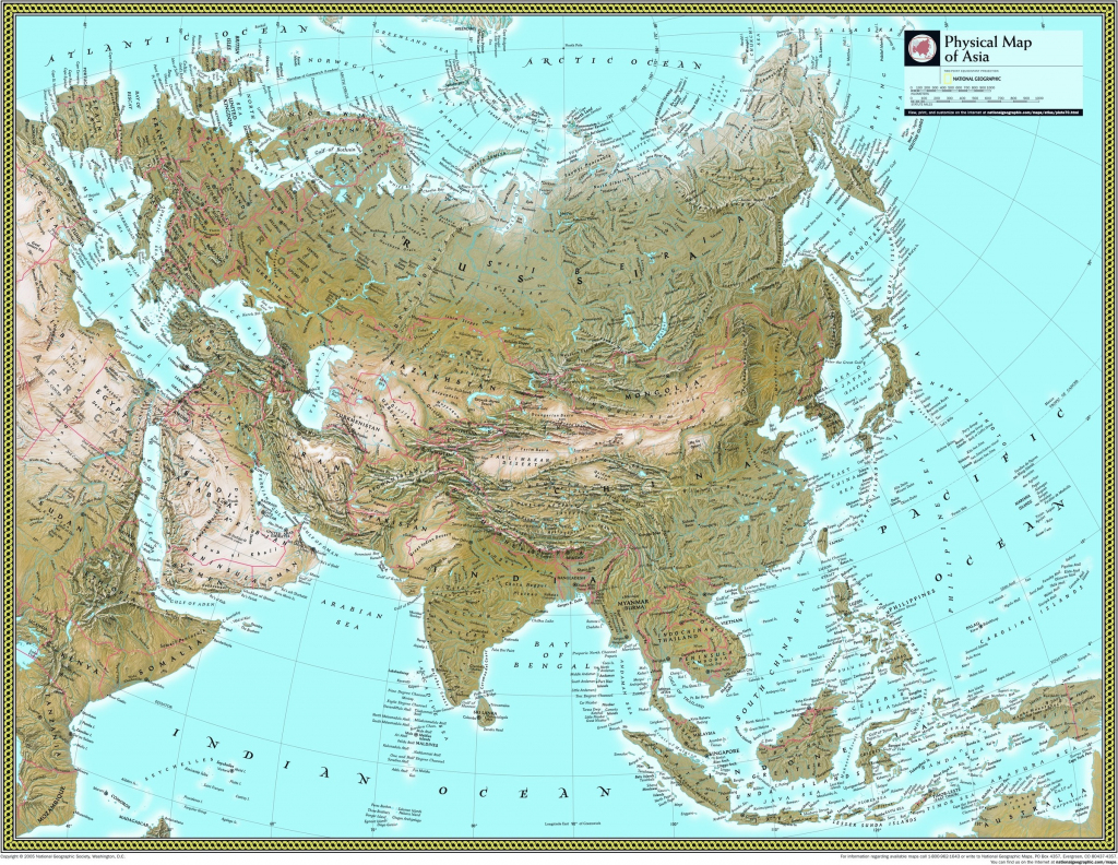 Geographic Map Of Eurasia Printable Download Your Maps Here China within National Geographic Printable Maps