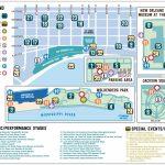 Get Around | French Quarter Fest Inside Printable French Quarter Map