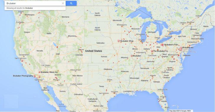 Printable Driving Maps