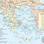 Greece Road Map For Printable Map Of Greece
